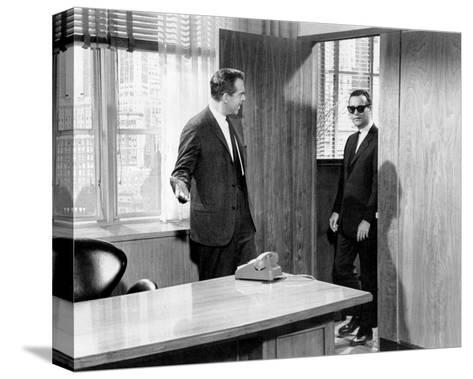 The Apartment, 1960--Stretched Canvas Print