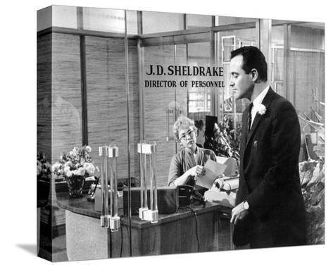 The Apartment (1960)--Stretched Canvas Print