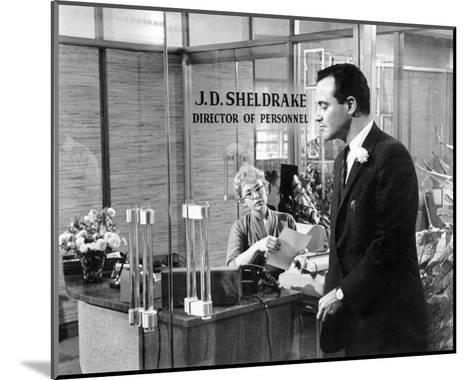The Apartment (1960)--Mounted Photo