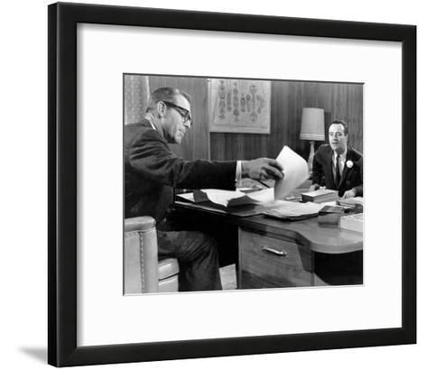 The Apartment (1960)--Framed Art Print