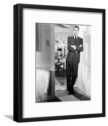 Notorious--Framed Art Print