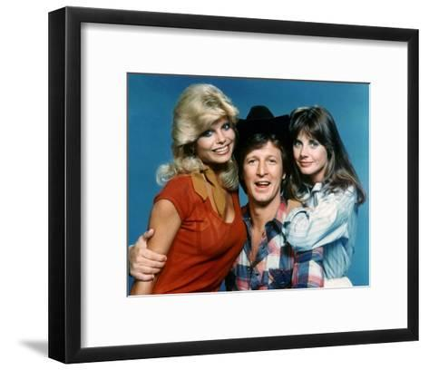 WKRP in Cincinnati (1978)--Framed Art Print