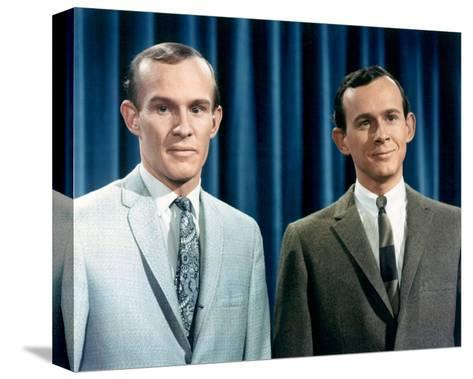 The Smothers Brothers Show (1965)--Stretched Canvas Print