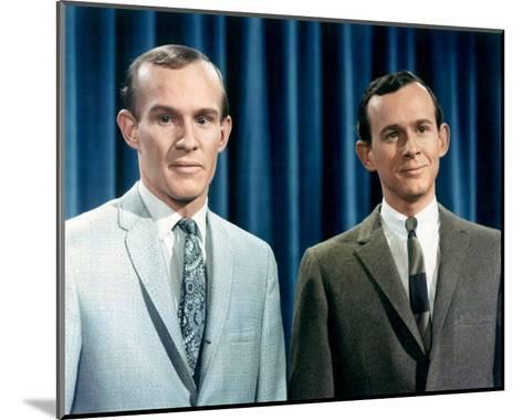 The Smothers Brothers Show (1965)--Mounted Photo