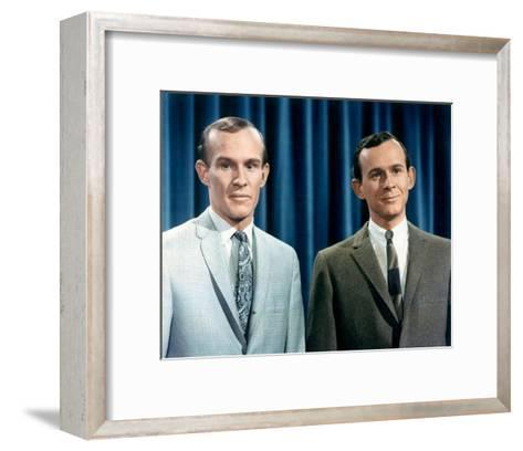 The Smothers Brothers Show (1965)--Framed Art Print