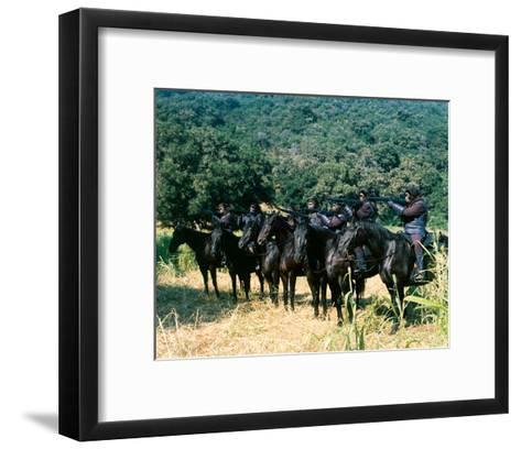 Planet of the Apes--Framed Art Print