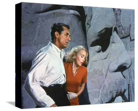 North by Northwest--Stretched Canvas Print