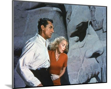 North by Northwest--Mounted Photo