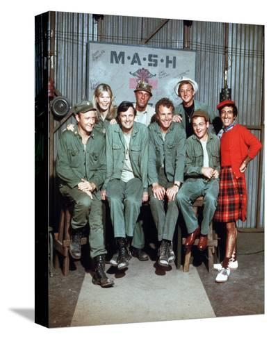 M*A*S*H--Stretched Canvas Print