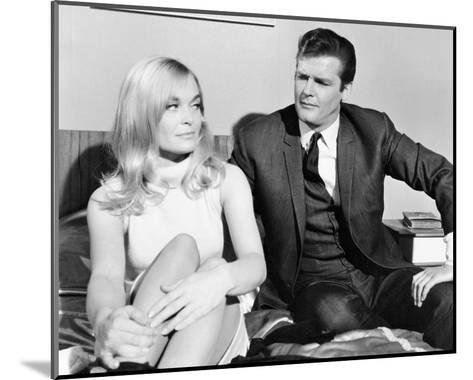 The Saint (1962)--Mounted Photo