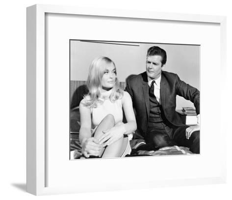The Saint (1962)--Framed Art Print