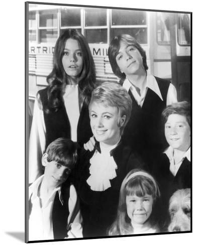 Robin Williams, The Partridge Family (1970)--Mounted Photo