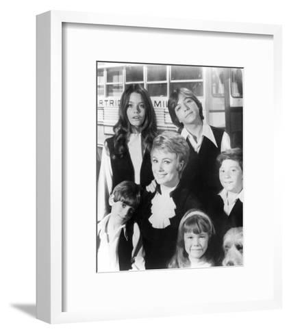 Robin Williams, The Partridge Family (1970)--Framed Art Print