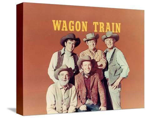 Wagon Train (1957)--Stretched Canvas Print