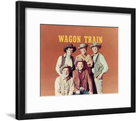 Wagon Train (1957)--Framed Art Print
