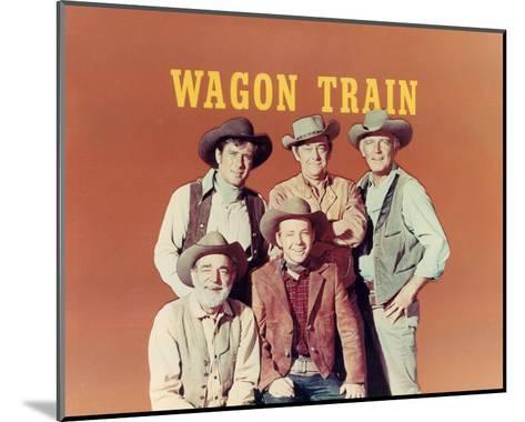 Wagon Train (1957)--Mounted Photo