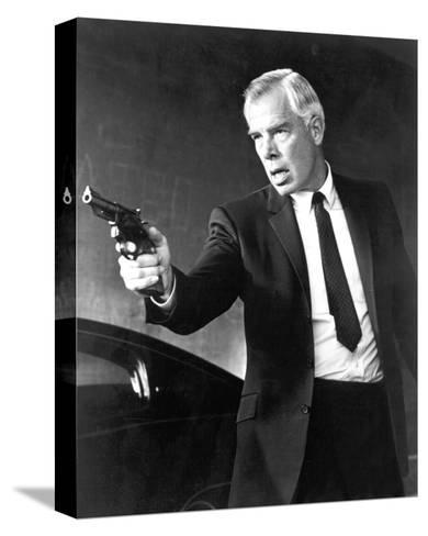 Lee Marvin, Point Blank (1967)--Stretched Canvas Print