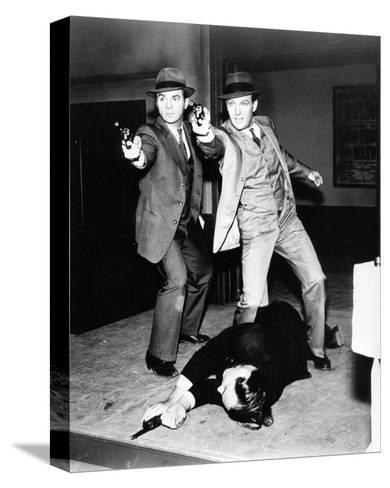 The Untouchables (1959)--Stretched Canvas Print