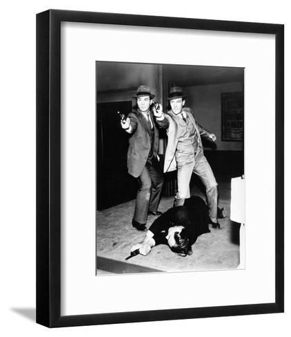 The Untouchables (1959)--Framed Art Print