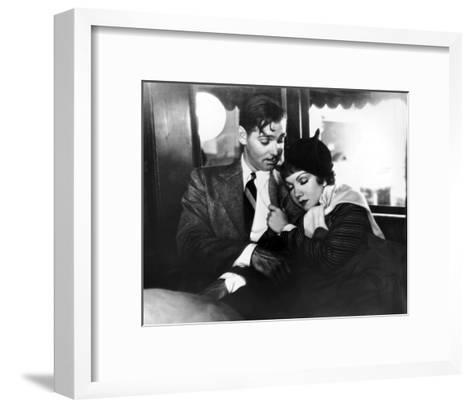 It Happened One Night--Framed Art Print