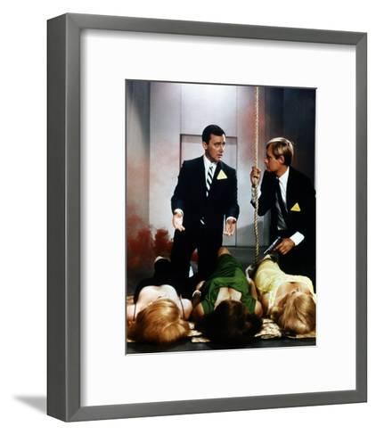 The Man from U.N.C.L.E. (1964)--Framed Art Print