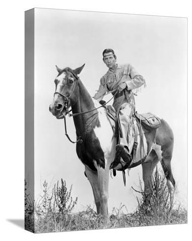 The Lone Ranger (1949)--Stretched Canvas Print