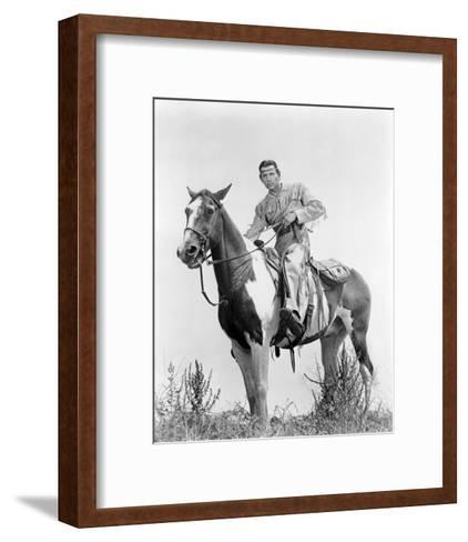 The Lone Ranger (1949)--Framed Art Print