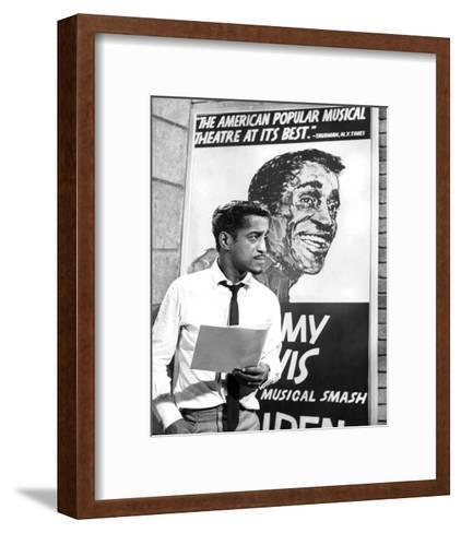 Sammy Davis Jr., The Patty Duke Show (1963)--Framed Art Print