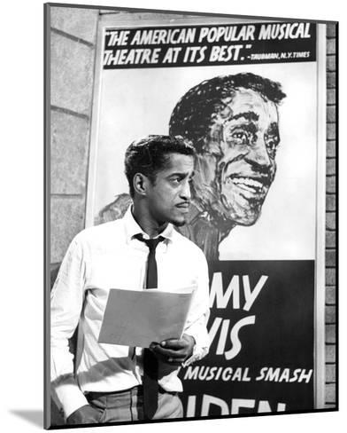 Sammy Davis Jr., The Patty Duke Show (1963)--Mounted Photo