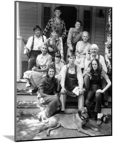 The Waltons (1972)--Mounted Photo