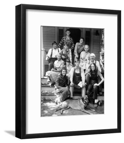 The Waltons (1972)--Framed Art Print