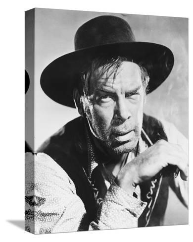 Lee Marvin, Cat Ballou (1965)--Stretched Canvas Print
