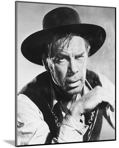 Lee Marvin, Cat Ballou (1965)--Mounted Photo
