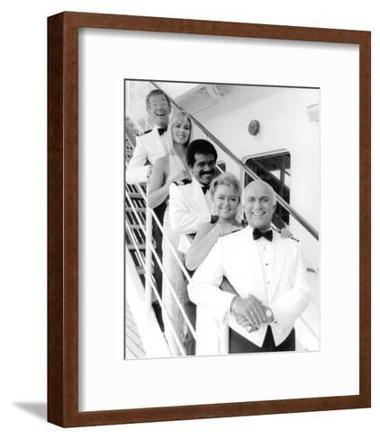 The Love Boat (1977)--Framed Art Print