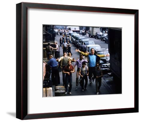 West Side Story (1961)--Framed Art Print