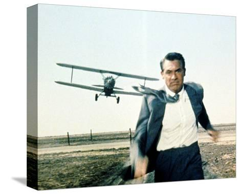 Cary Grant, North by Northwest, 1959--Stretched Canvas Print