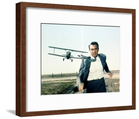 Cary Grant, North by Northwest, 1959--Framed Art Print