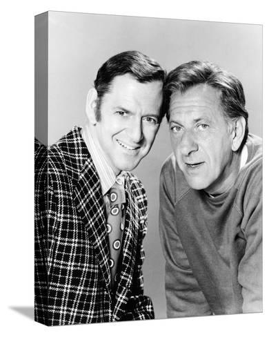 The Odd Couple (1970)--Stretched Canvas Print