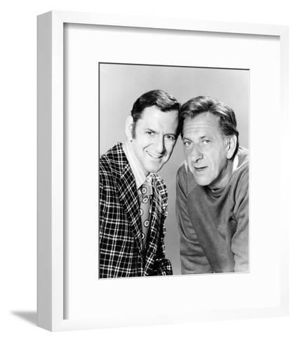 The Odd Couple (1970)--Framed Art Print
