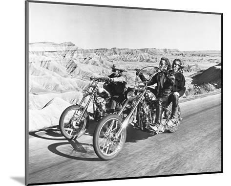 Easy Rider--Mounted Photo