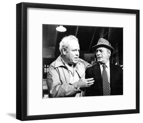 Archie Bunker's Place (1979)--Framed Art Print