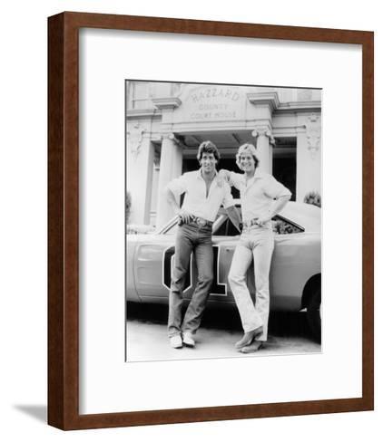 The Dukes of Hazzard (1979)--Framed Art Print
