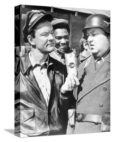 Hogan's Heroes (1965)--Stretched Canvas Print