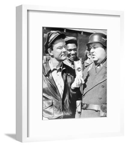 Hogan's Heroes (1965)--Framed Art Print