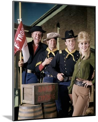 F Troop (1965)--Mounted Photo