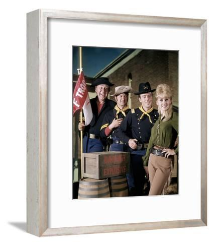 F Troop (1965)--Framed Art Print