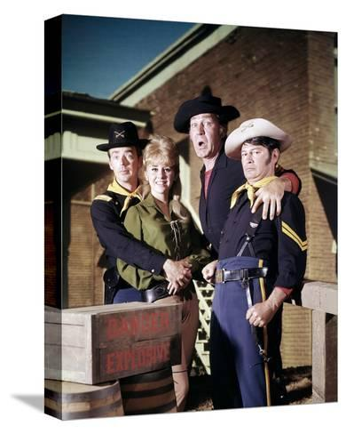 F Troop (1965)--Stretched Canvas Print