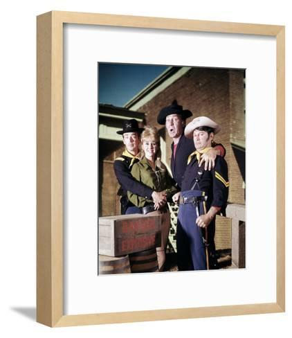 F Troop (1965)--Framed Art Print