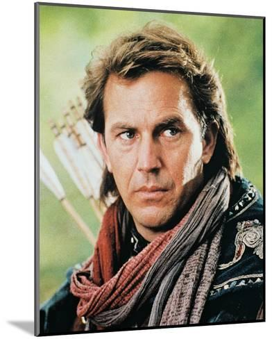 Kevin Costner, Robin Hood: Prince of Thieves (1991)--Mounted Photo