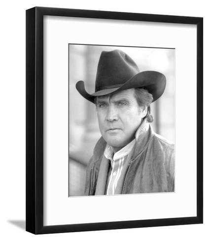 Lee Majors, The Fall Guy (1981)--Framed Art Print